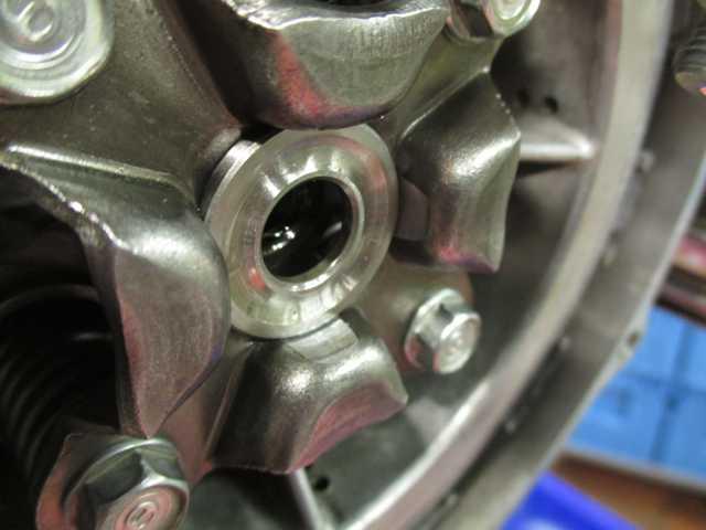 """CX 500 """"HFC""""_hydraulic forced clutch K640_269"""