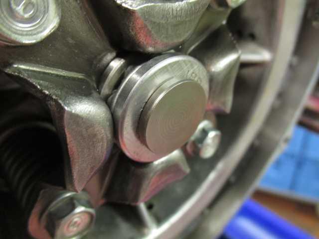 """CX 500 """"HFC""""_hydraulic forced clutch K640_270"""
