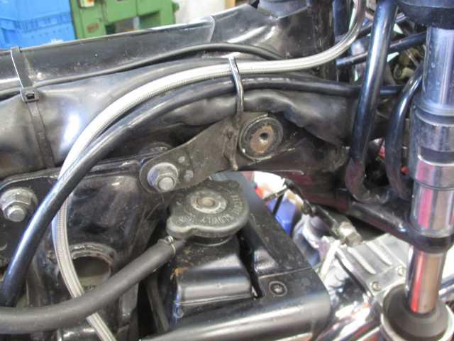 """CX 500 """"HFC""""_hydraulic forced clutch K640_273"""