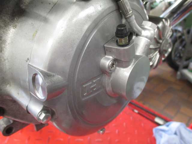 """CX 500 """"HFC""""_hydraulic forced clutch K640_323"""