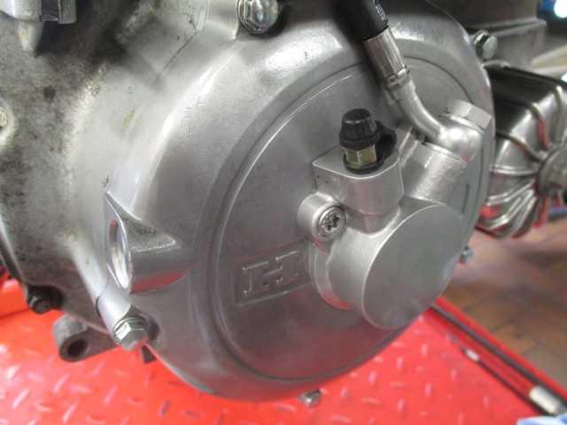 """CX 500 """"HFC""""_hydraulic forced clutch K640_324"""
