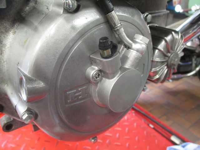 """CX 500 """"HFC""""_hydraulic forced clutch K640_325"""