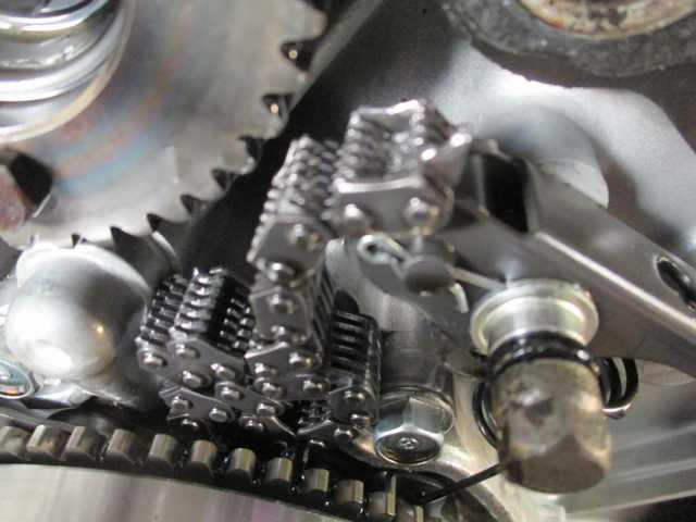 Motor reparieren oder ausschlachten? K640_406