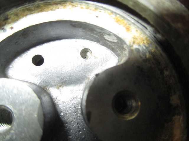 Reparatursatz für die vordere Bremspumpe (CX500 Euro Sport) K640_834