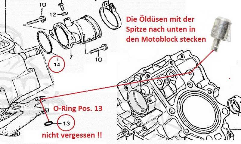 Motor verliert Öl K640_z10