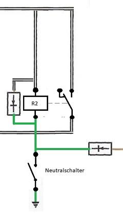 Schalter für Seitenständer Stroml15
