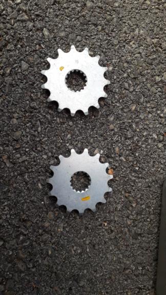 Vide garage - Divers pièces KTM 20180711
