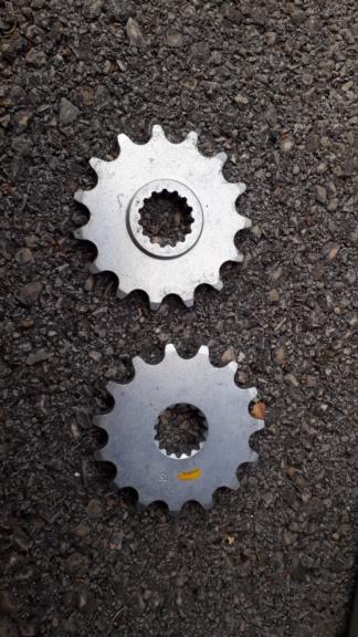 Vide garage - Divers pièces KTM 20180712