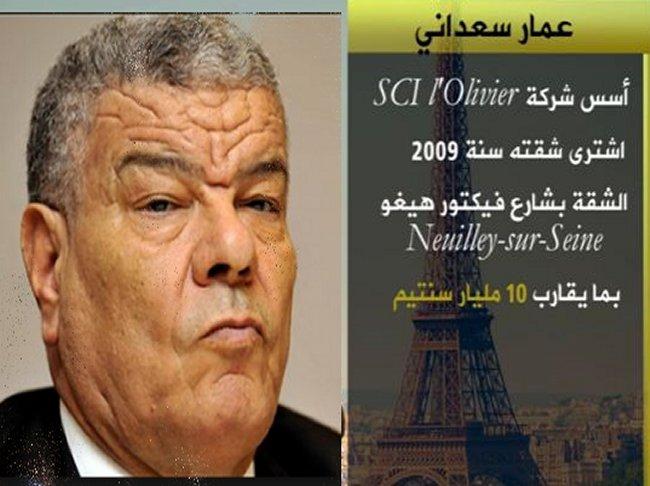 President malade et generaux assoiffés l'Algerie plonge dans la corruption Saadan10
