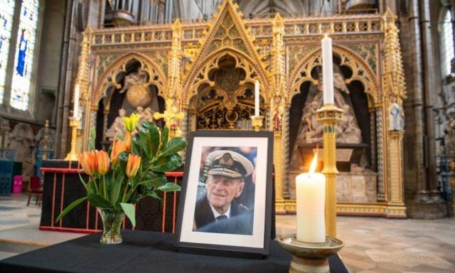 The Duke of Edinburgh has died. Bb1fvn10