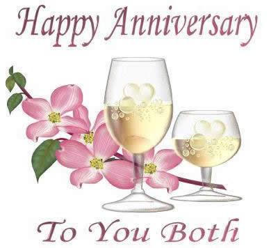 Happy belated second wedding anniversary, edds! Marria10