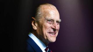 The Duke of Edinburgh has died. Skynew10