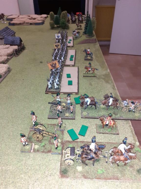 Russes contre Austro-hongrois  ,partie d'initiation ......Stonewalljackson  vs Cadiran le limité  20200115