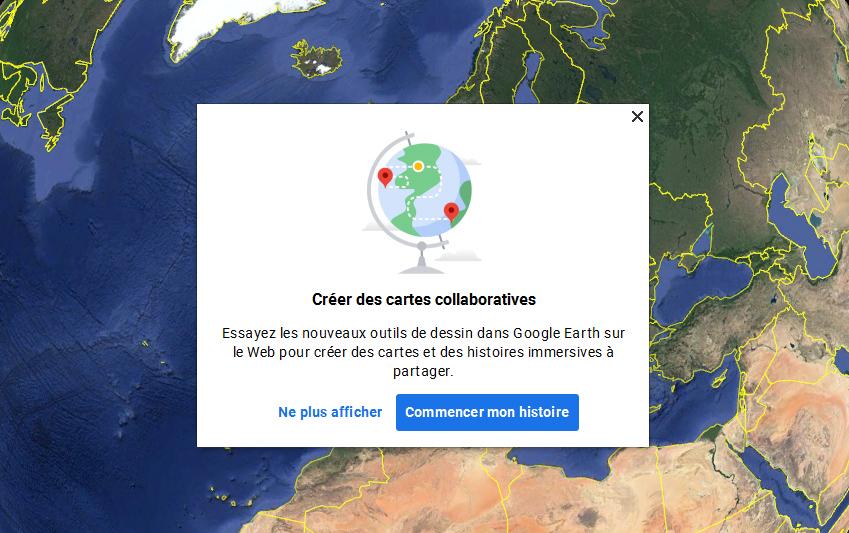 Infos sur Google Earth Cartes10