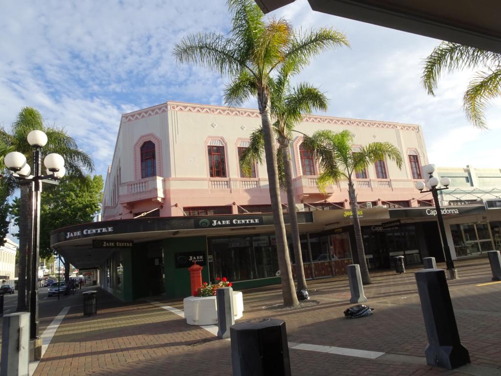 Napier, Art Deco City en Nouvelle-Zélande !! Dsc07411