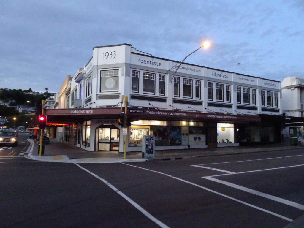 Napier, Art Deco City en Nouvelle-Zélande !! Dsc07414