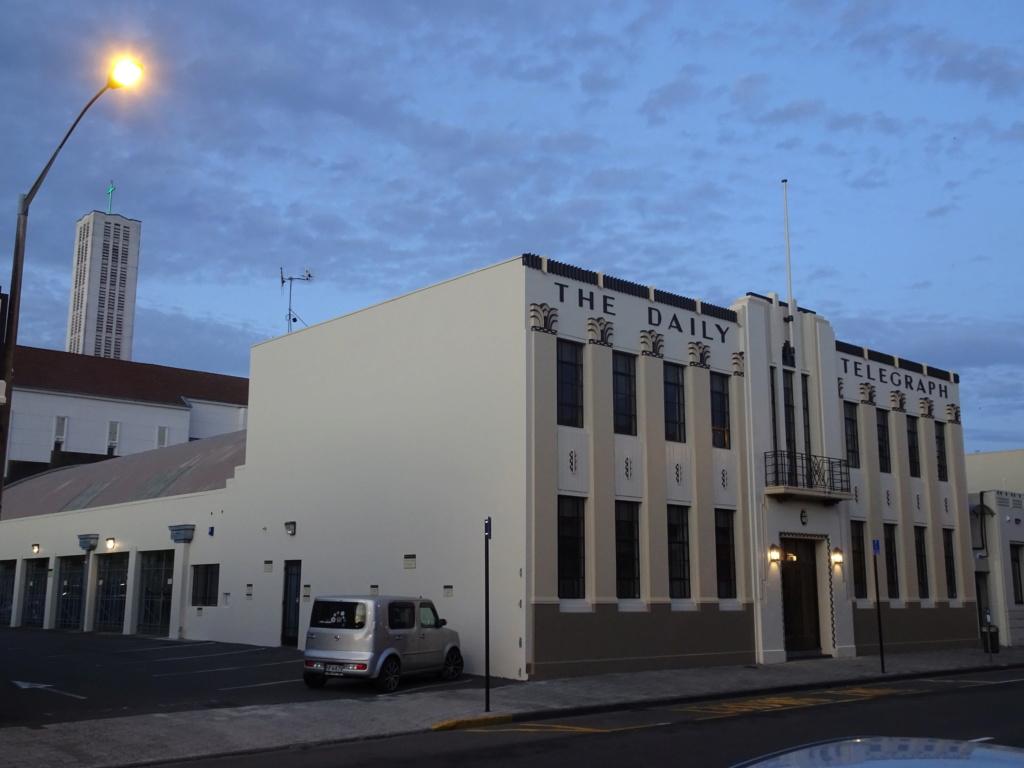 Napier, Art Deco City en Nouvelle-Zélande !! Dsc07415