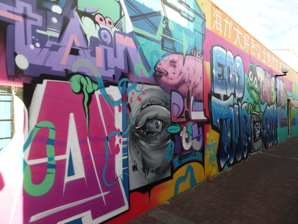Napier, Art Deco City en Nouvelle-Zélande !! Dsc07419