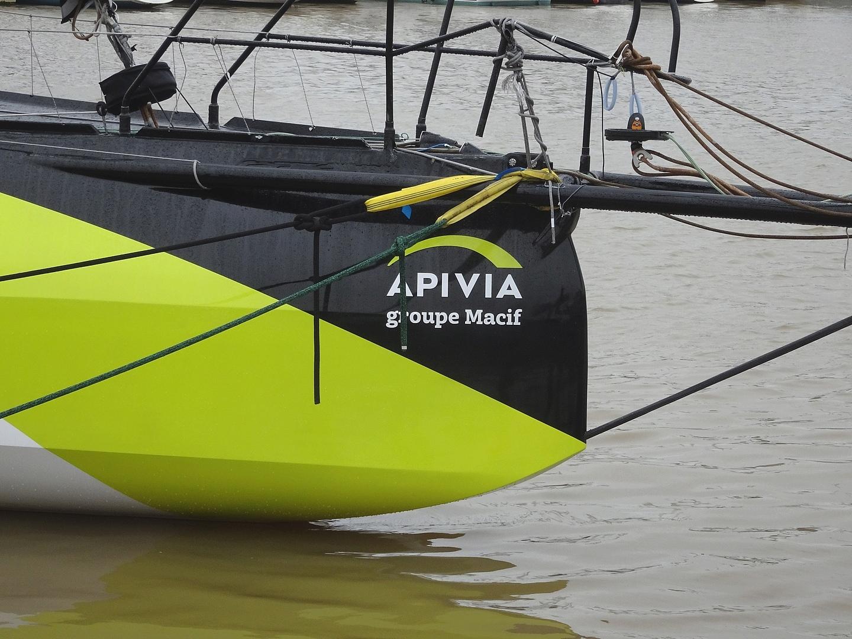 Vendée Globe 2020 , les bateaux Dsc08316