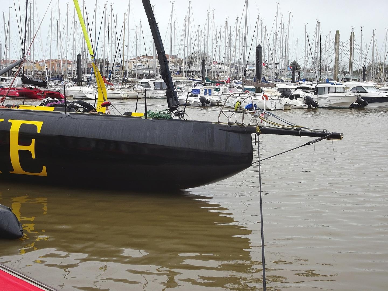 Vendée Globe 2020 , les bateaux Dsc08317
