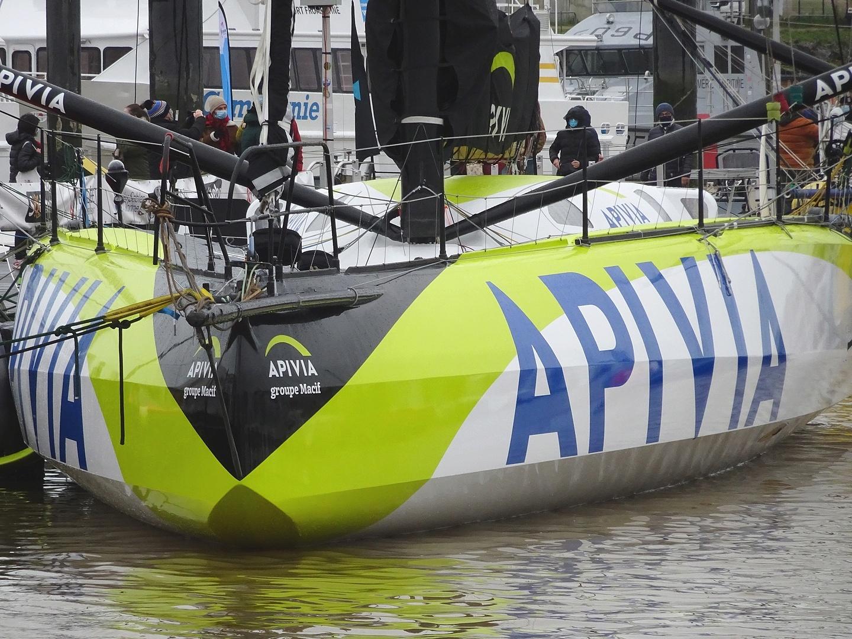 Vendée Globe 2020 , les bateaux Dsc08318