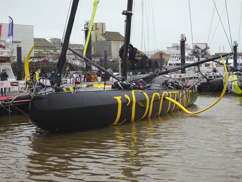 Vendée Globe 2020 , les bateaux Dsc08319