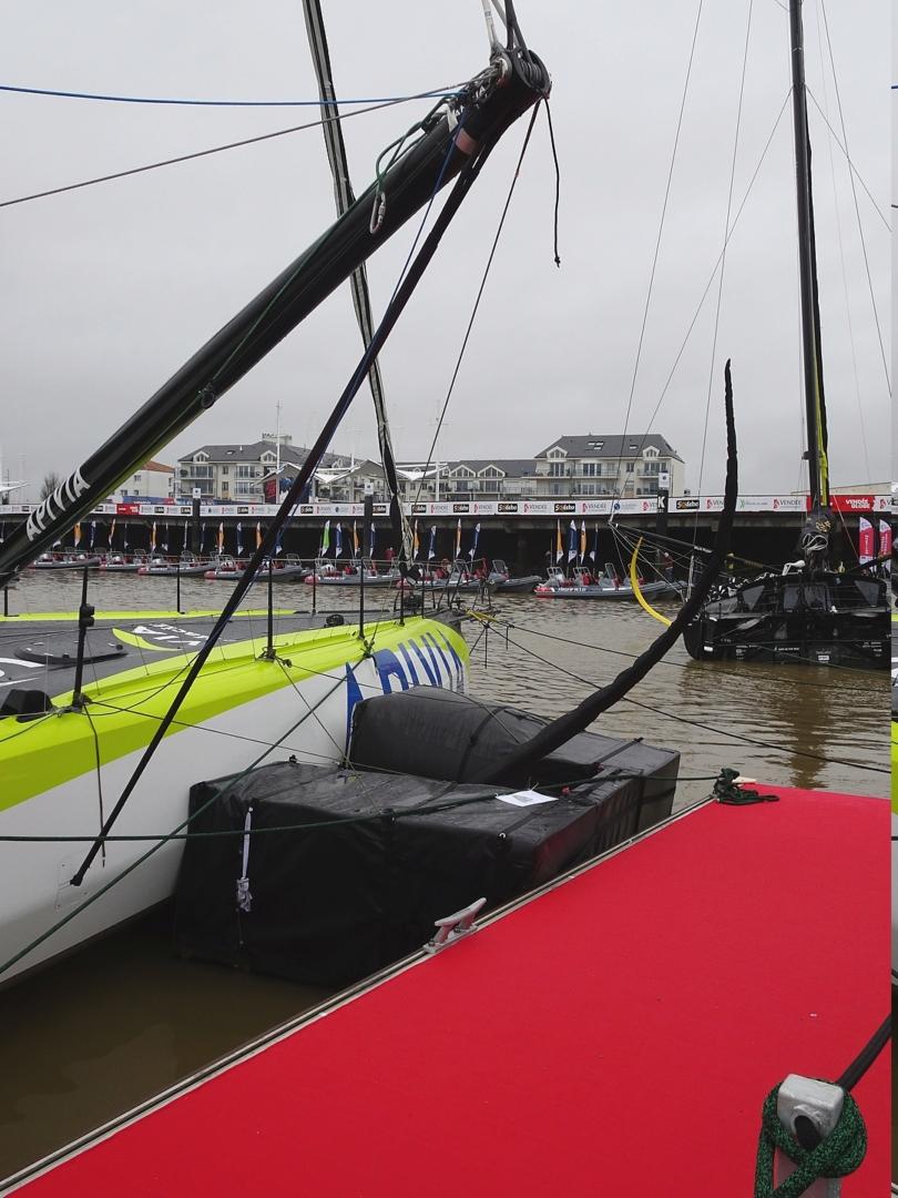 Vendée Globe 2020 , les bateaux Dsc08321