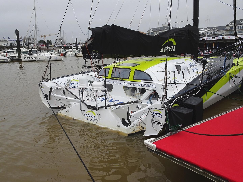 Vendée Globe 2020 , les bateaux Dsc08323