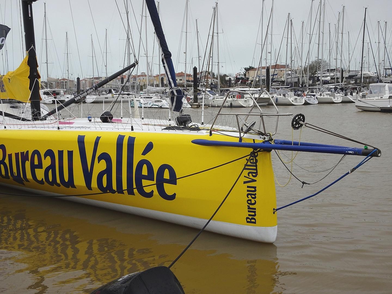 Vendée Globe 2020 , les bateaux Dsc08325