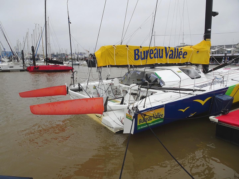 Vendée Globe 2020 , les bateaux Dsc08326