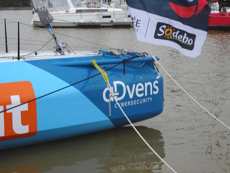 Vendée Globe 2020 , les bateaux Dsc08327