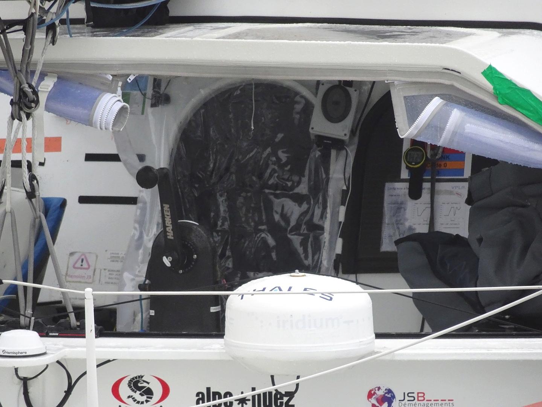 Vendée Globe 2020 , les bateaux Dsc08328
