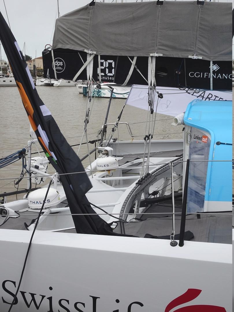 Vendée Globe 2020 , les bateaux Dsc08330
