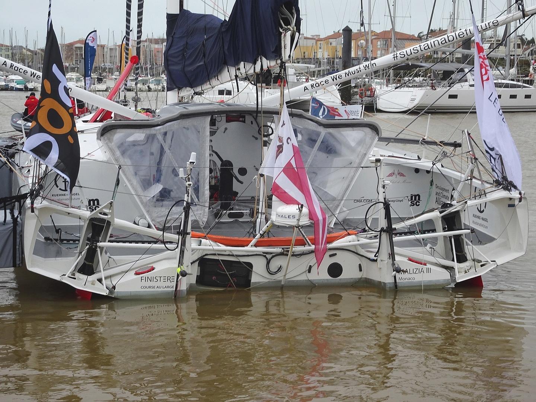 Vendée Globe 2020 , les bateaux Dsc08332