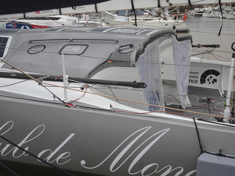 Vendée Globe 2020 , les bateaux Dsc08333