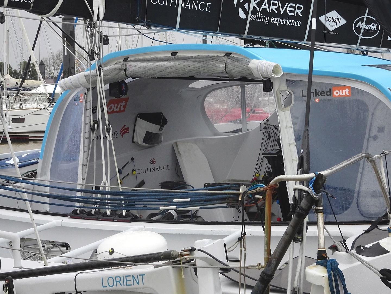Vendée Globe 2020 , les bateaux Dsc08334