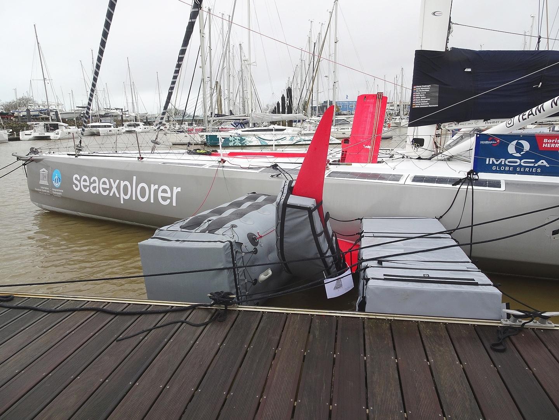 Vendée Globe 2020 , les bateaux Dsc08335