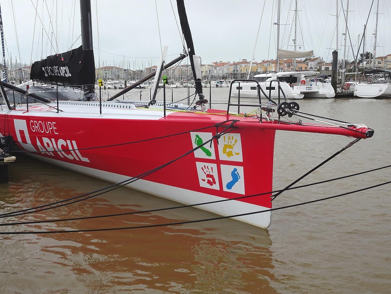 Vendée Globe 2020 , les bateaux Dsc08338