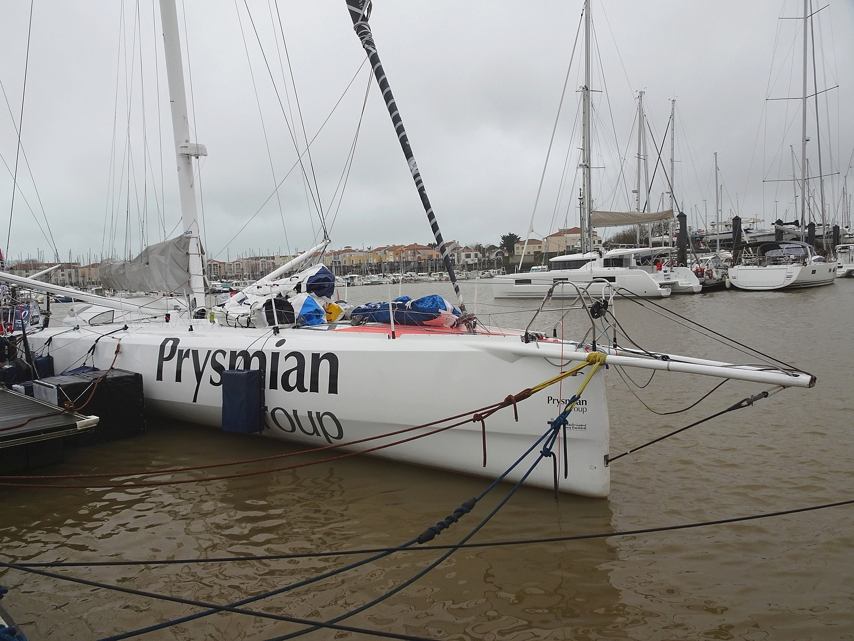 Vendée Globe 2020 , les bateaux Dsc08340