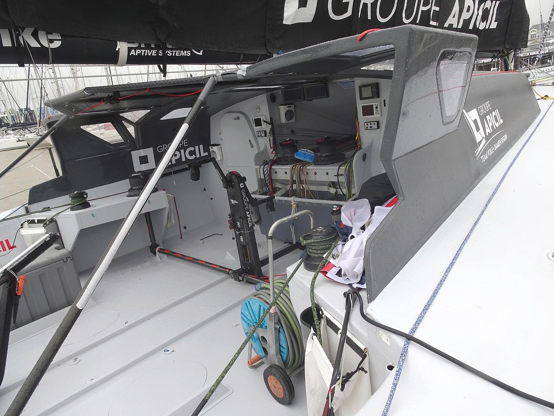 Vendée Globe 2020 , les bateaux Dsc08341
