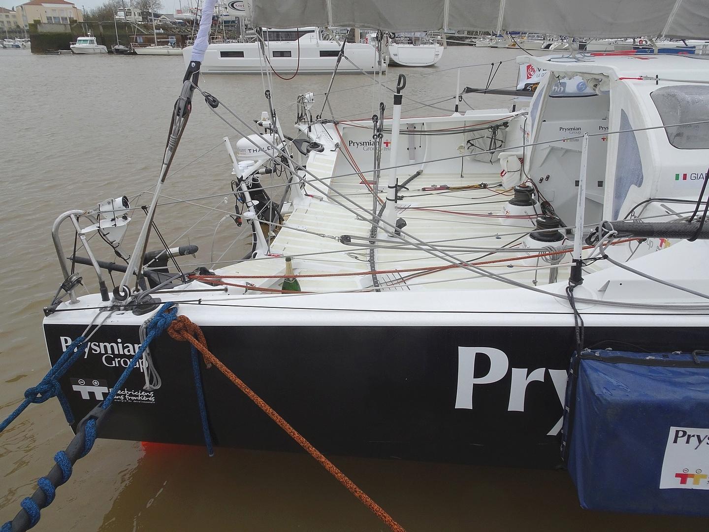 Vendée Globe 2020 , les bateaux Dsc08342