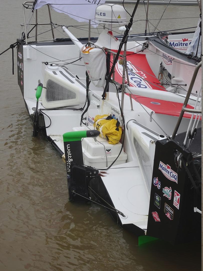 Vendée Globe 2020 , les bateaux Dsc08346
