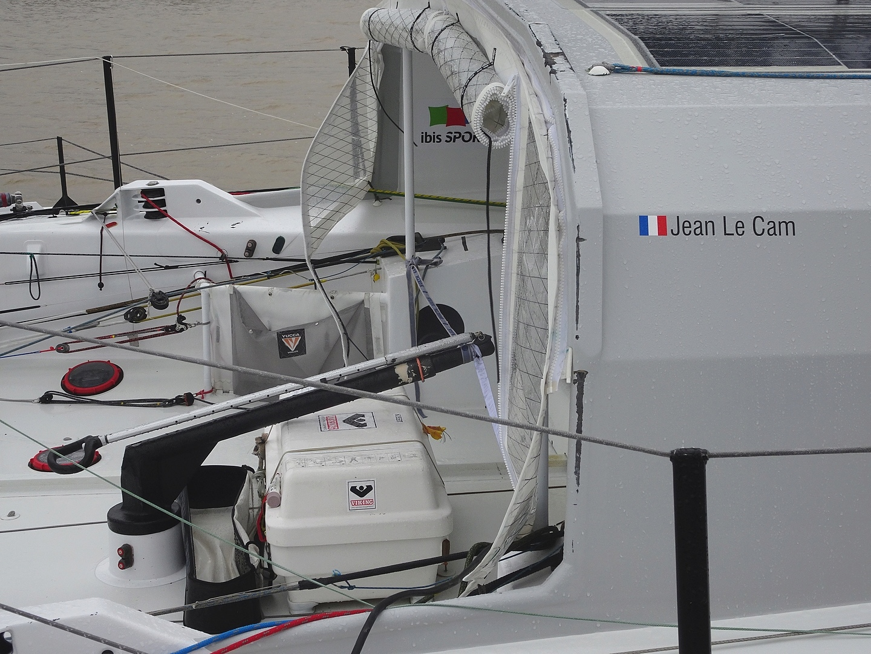 Vendée Globe 2020 , les bateaux Dsc08347