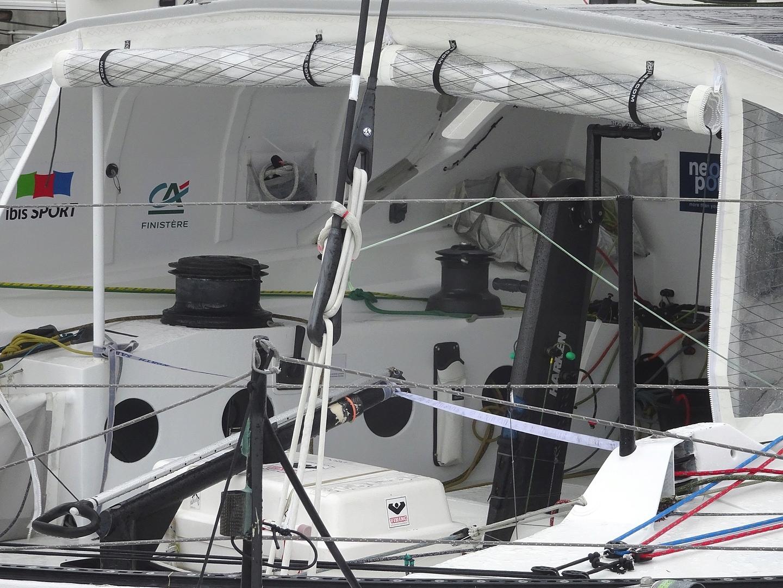 Vendée Globe 2020 , les bateaux Dsc08348