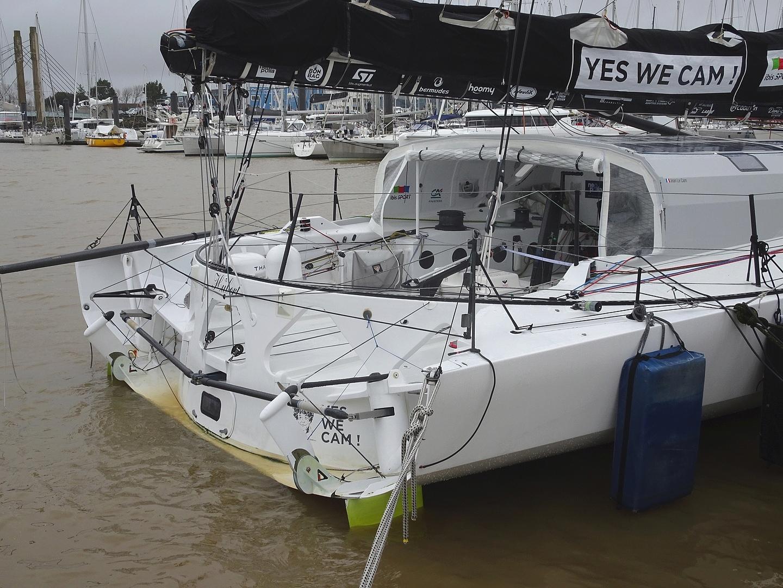 Vendée Globe 2020 , les bateaux Dsc08349