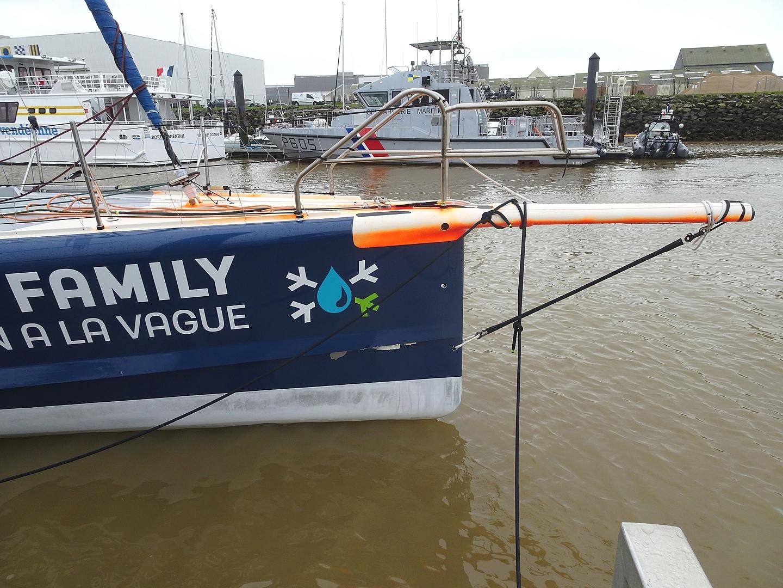 Vendée Globe 2020 , les bateaux Dsc08350