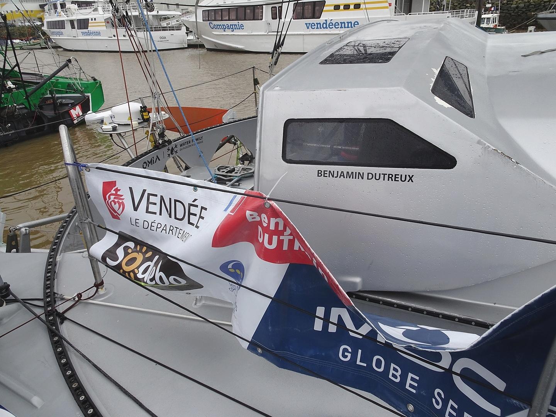 Vendée Globe 2020 , les bateaux Dsc08352
