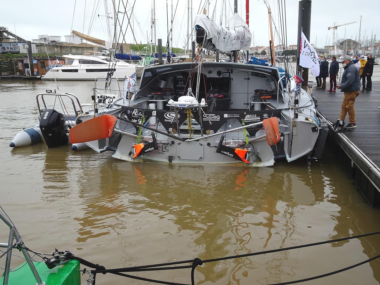 Vendée Globe 2020 , les bateaux Dsc08354