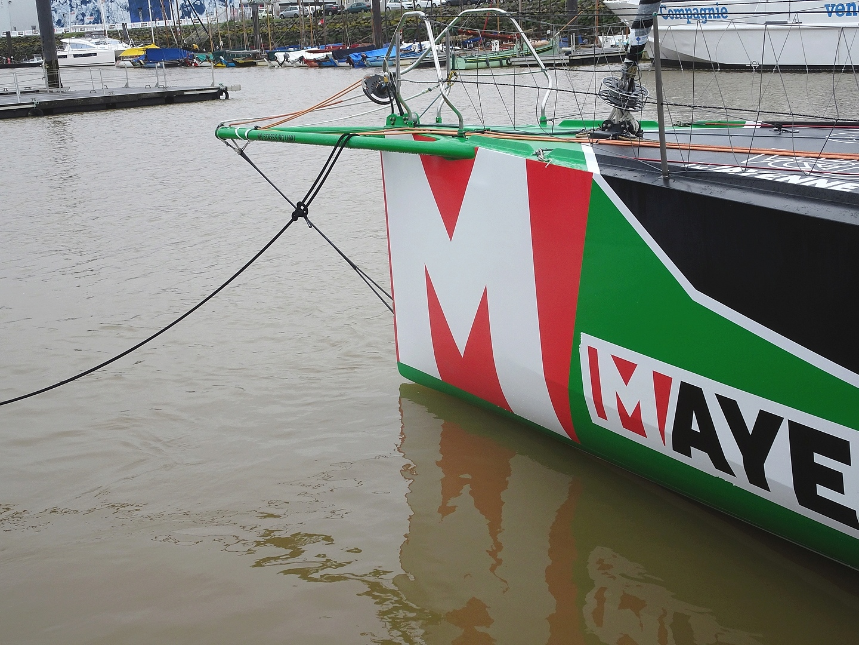 Vendée Globe 2020 , les bateaux Dsc08359