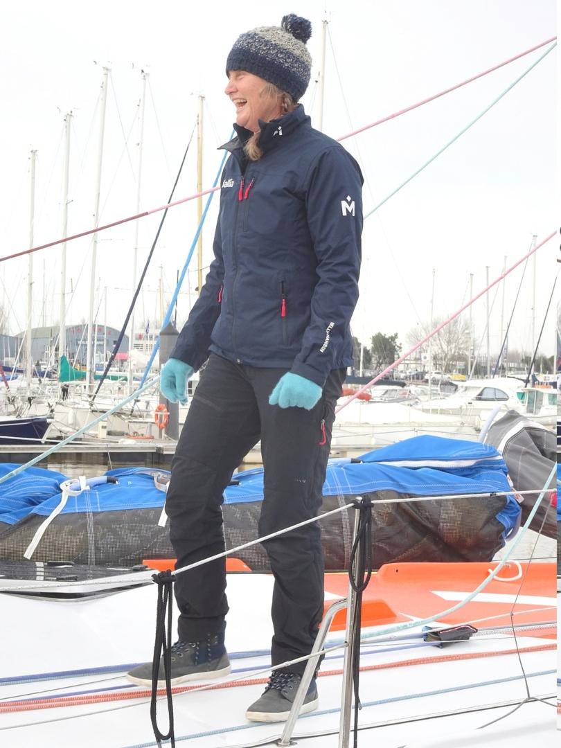 Vendée Globe 2020 , les bateaux Dsc08410